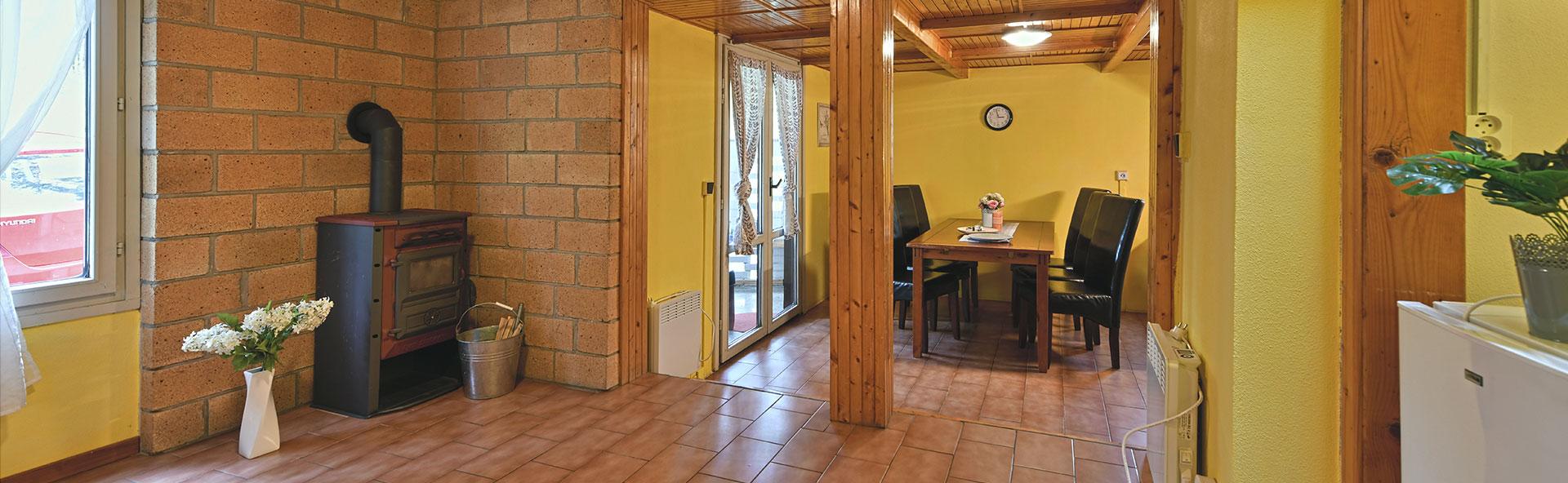 Apartmány Podskalí Orlík - Chata B