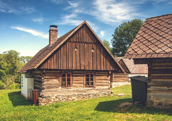 Muzeum vesnických staveb středního Povltaví
